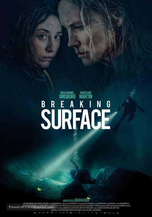 Breaking surface critiques; avis Breaking Surface; horreur;thriller; review; Amazon Prime