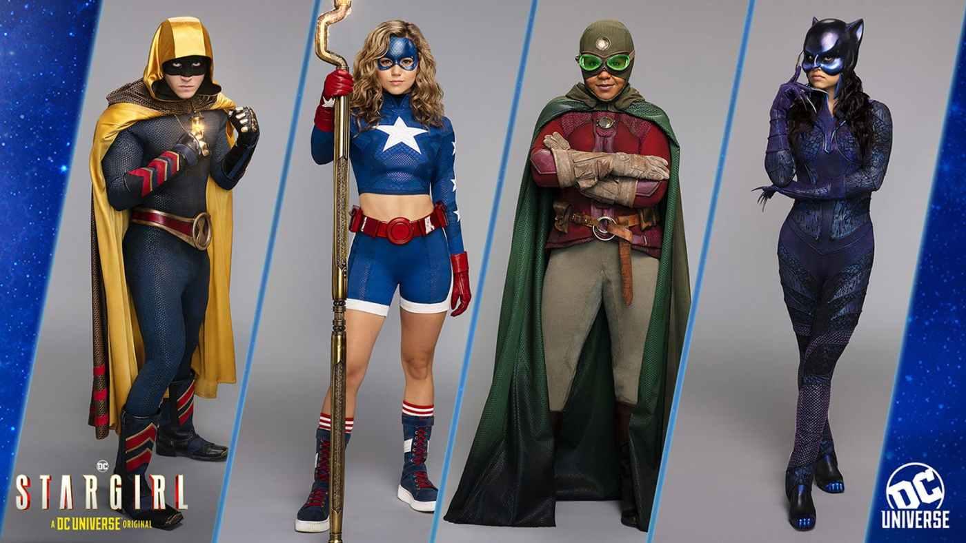 DC ; DC universe ; Stargirl ; Série ; Warner TV ; Avis ; review ; critique