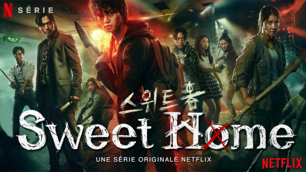 netflix ; sweet home ; critique ; review ; avis ; horror ; survival horror