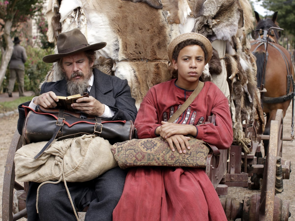 the good lord bird ; critique ; avis ; review ; ethan hawke ; canal+