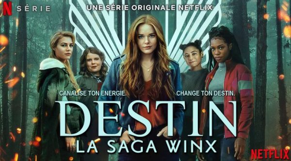 Destin La saga wynx ; critique ; avis ; review ; Netflix ; Wynx