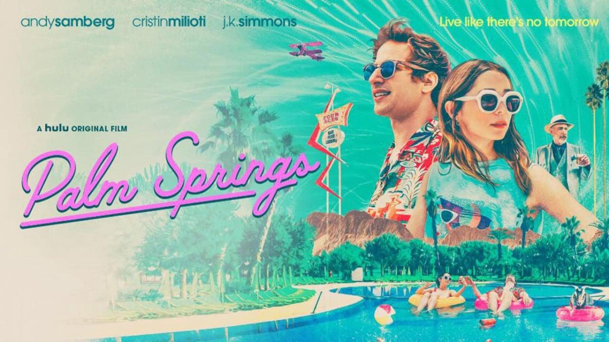 palm springs ; critique ; avis ; reviews ; amazon prime ; Hulu