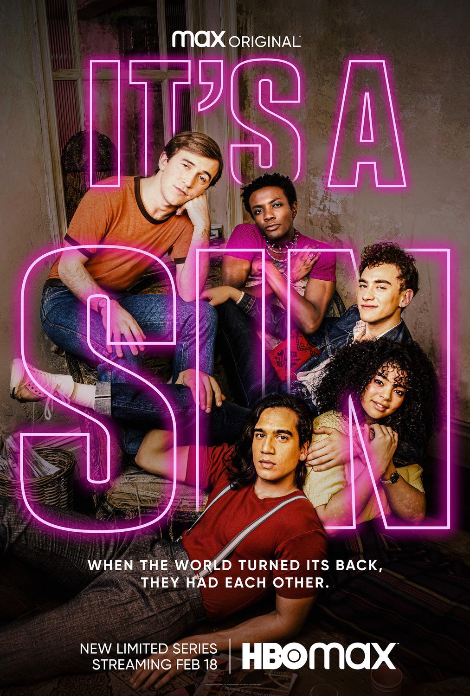 it's a sin critiques; avis it's a sin; HBOmax; Canal+; Russel T Davies; Neil Patrick Harris