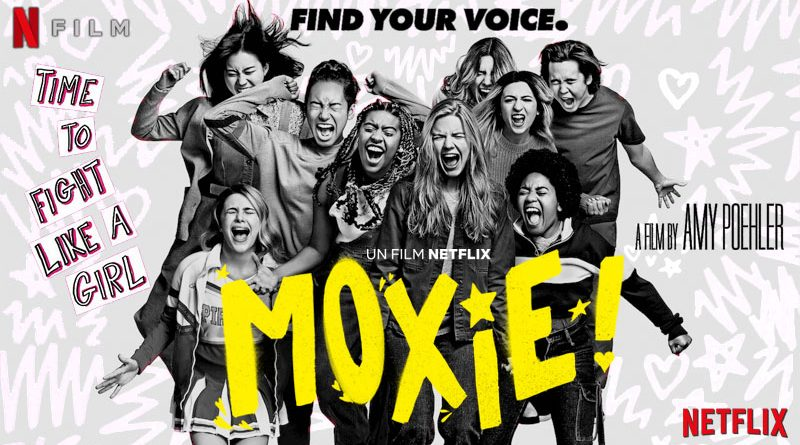 Moxie !; critiques Moxie ! Amy Poehler; féminisme; netflix