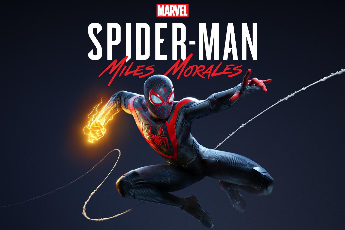 Marvel's Spider-Man: Miles Morales; Marvel; Spider-Man;