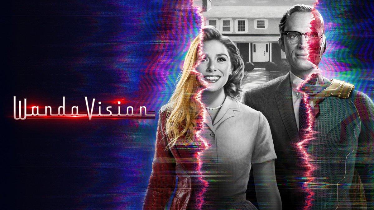 Wandavision ; Marvel ; sorcière rouge ; scarlet witch ; review ; critique ; avis ; vision ; olsen