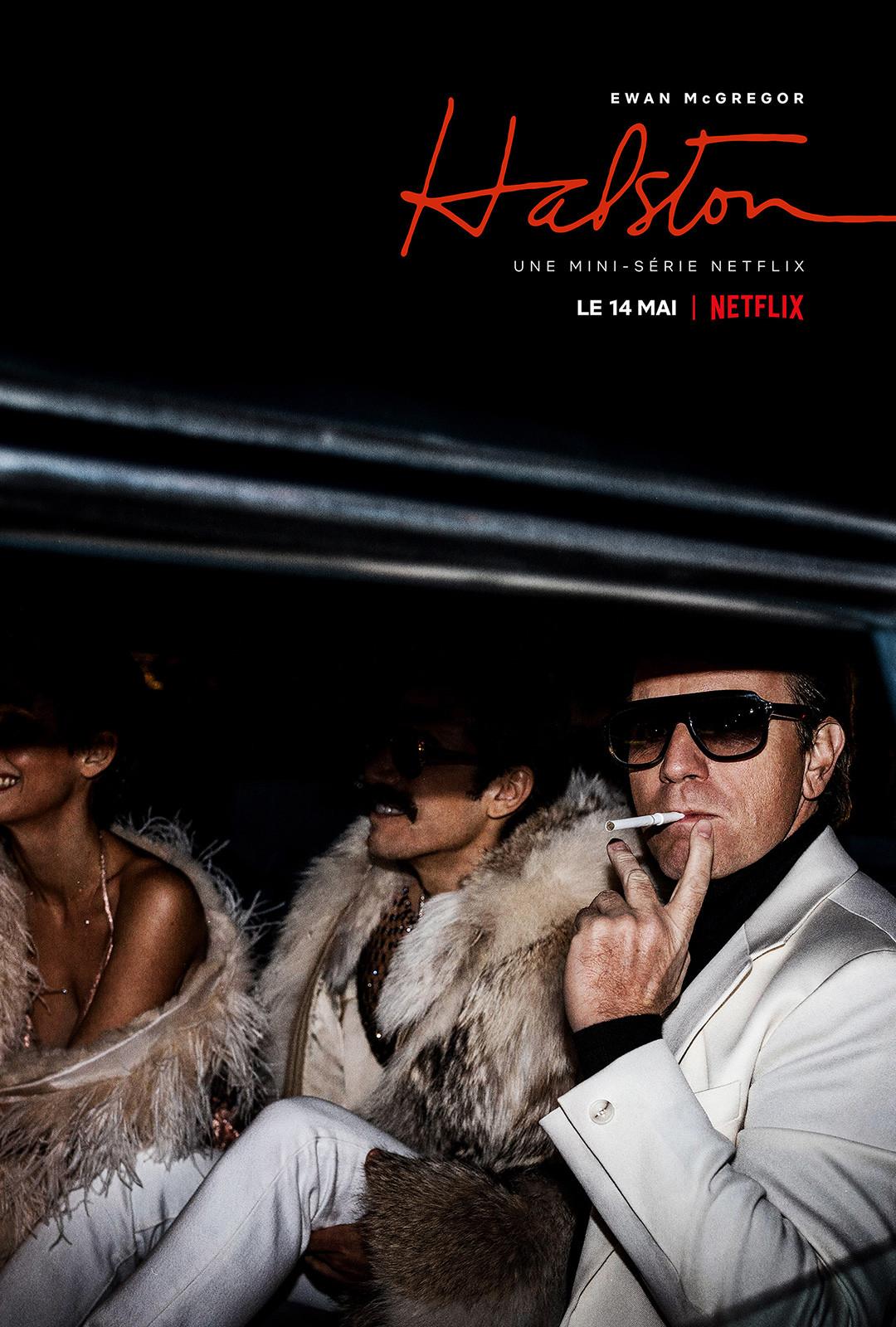 Halton critiques; avis Halton; Netflix; drame; mini-série; mode; Ewan mc Gregor; Ryan murphy; Vera Farmiga