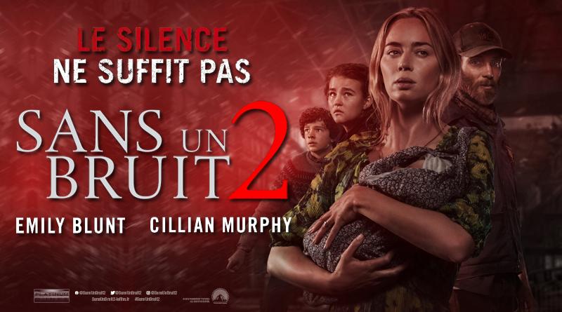critique ; avis ; review ; sans un bruit 2 ; emily blunt ; cillian murphy