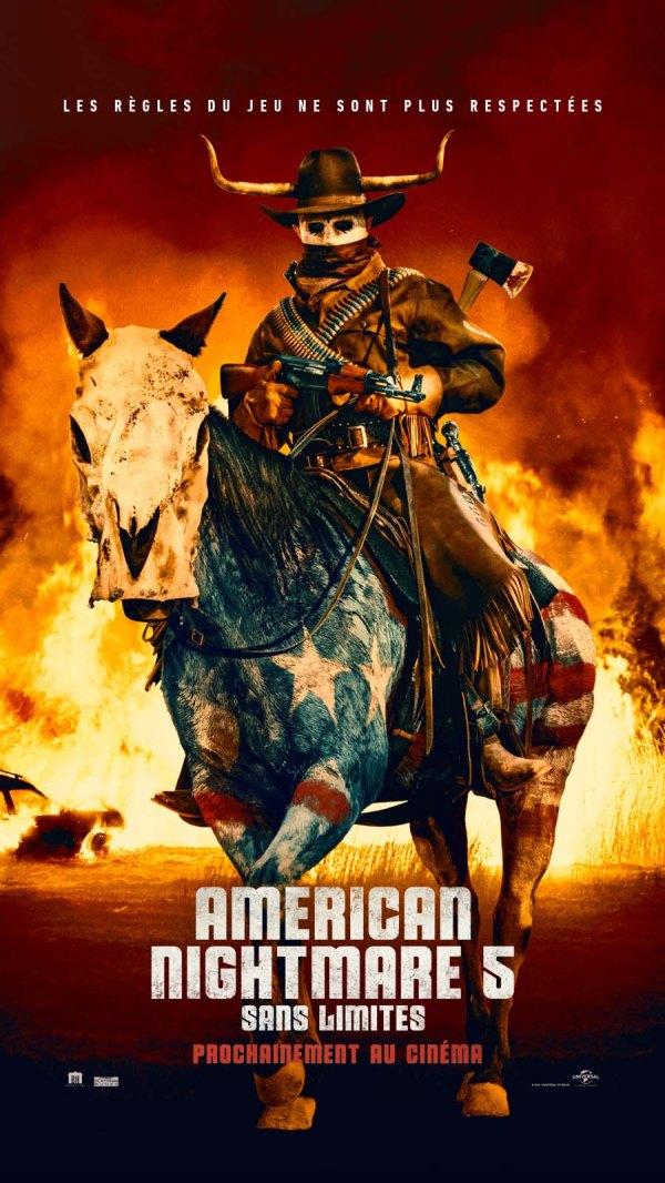 American Nightmare 5 critiques; avis American nightmare 5; horreur; thriller