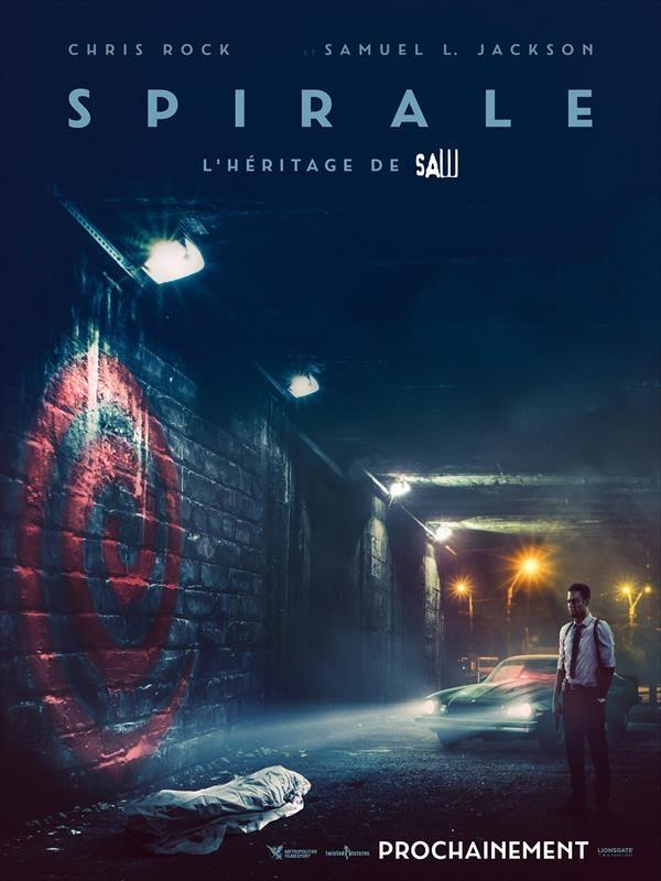 Spiral L'héritage de Saw; Samuel L Jackson; Chris Rock; horreur