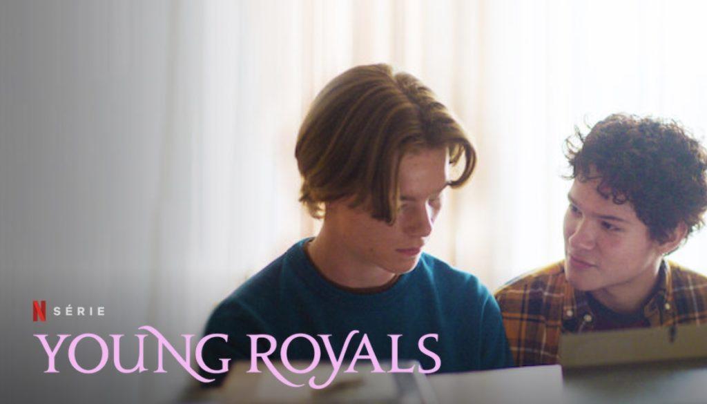 Netflix ; avis ; critique ; reviews ; Young royal ; LGBTQ+