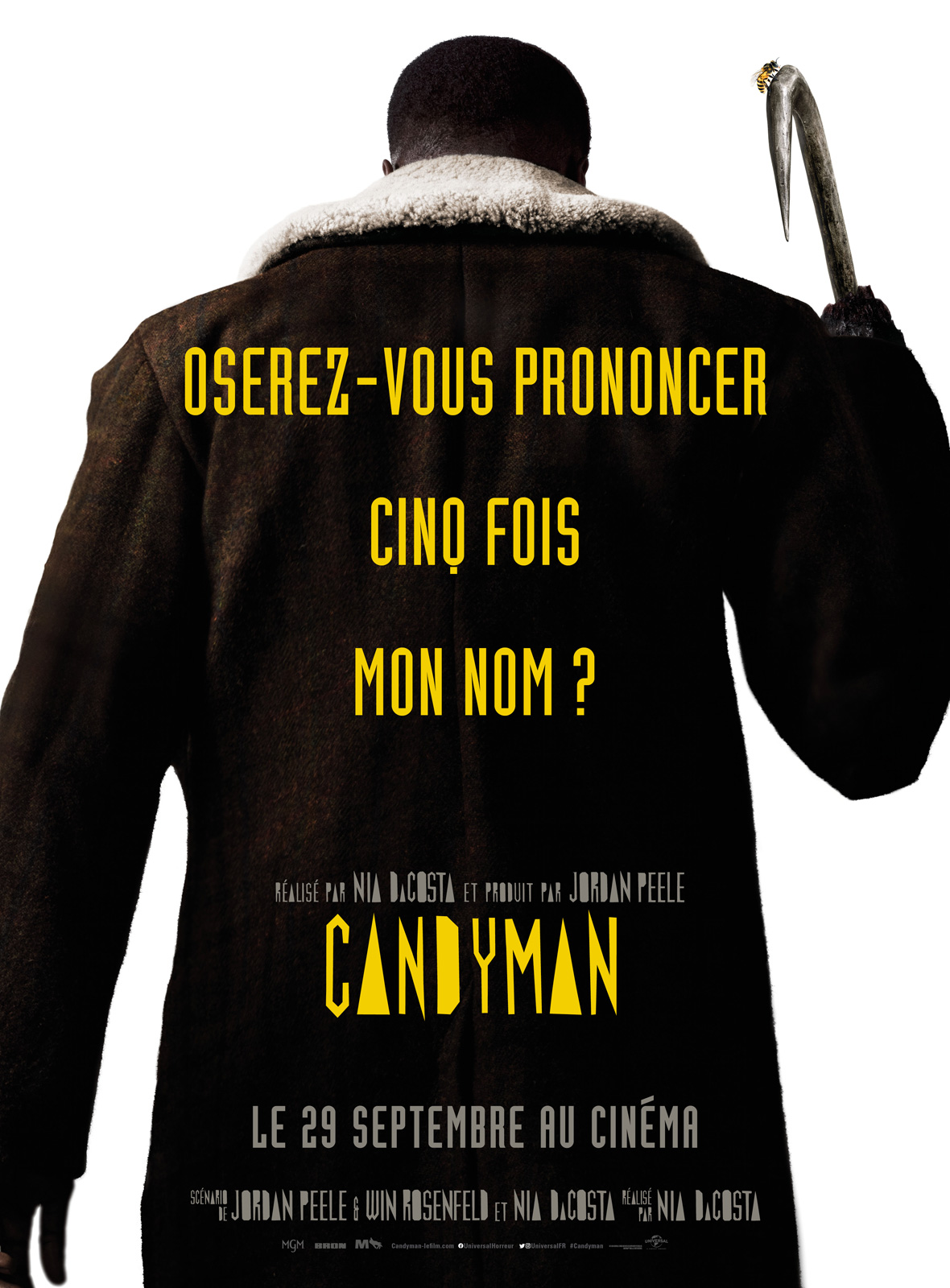 candyman ; avis ; remake ; review ; critique